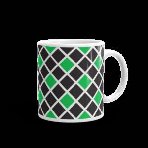Logo Pattern Mug